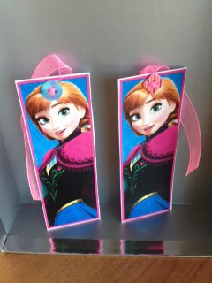 Segnalibro ANNA Frozen