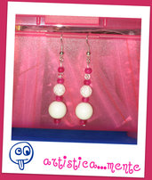 orecchini handmade