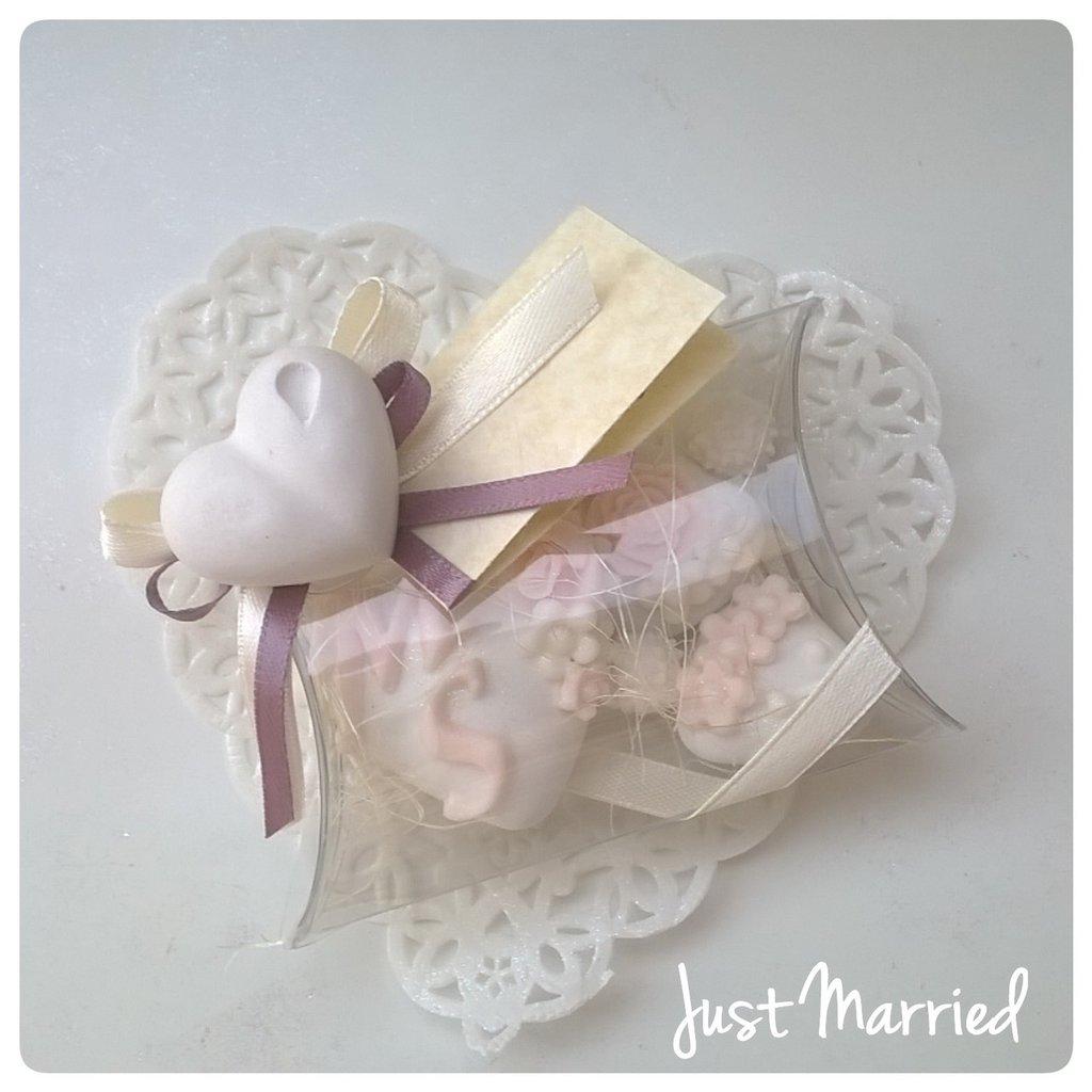 Confetti Bomboniere Matrimonio.Confettata Matrimonio Cresima Comunione Confetti Decorati
