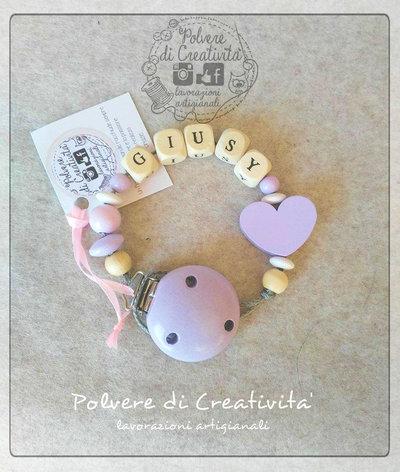 Catenella Portaciuccio Handmade