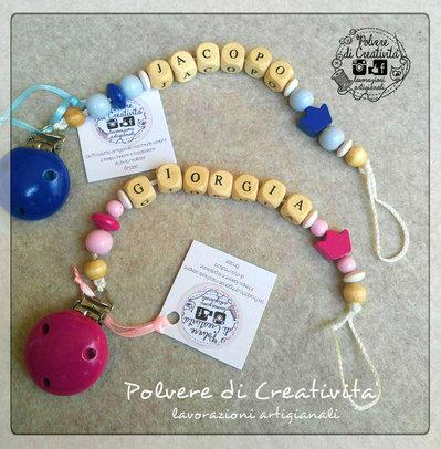 Catenelle Portaciuccio Handmade