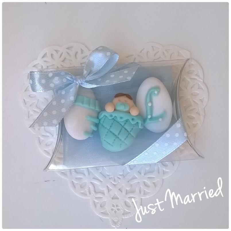 Fabuleux confettata nascita, battesimo, bimbo, confetti decorati - Feste  JB45