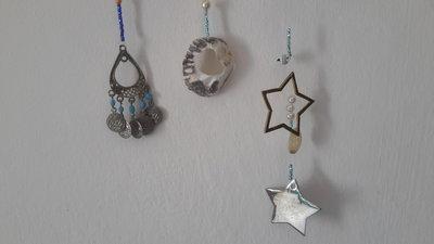 "Windchime ""Shells and stars"""