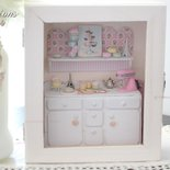 Vetrinetta Bakery - Room box