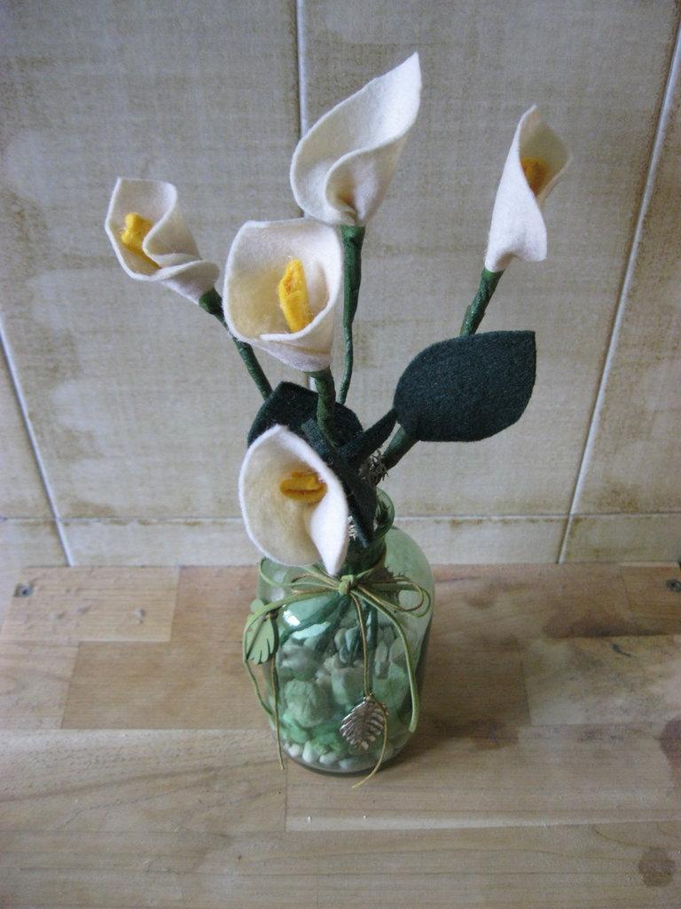 vaso di calle