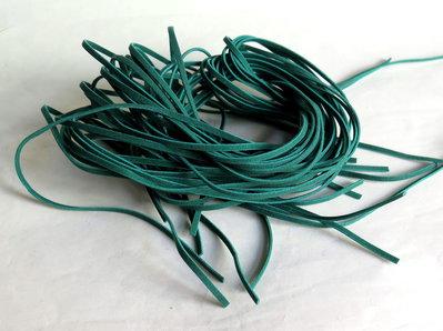 3 Cordini piatti verde FCO70