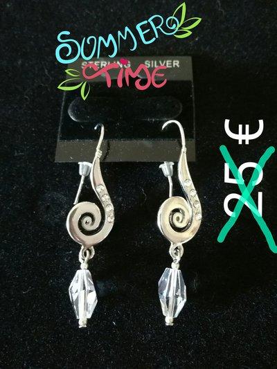 orecchini pendenti swarosvki