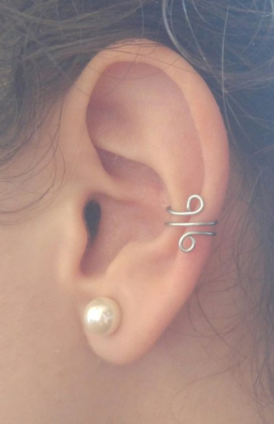 Ear cuff semplice