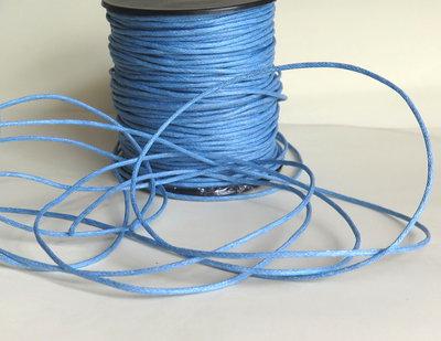 Cordino cerato azzurro 1.5 mm  FCO87