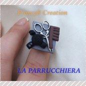 """Anello """"PARRUCCHIERA """""""