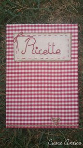 Quaderno country ricette