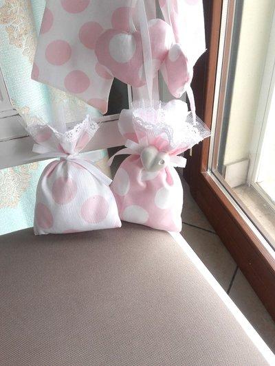 sacchetto porta confetti