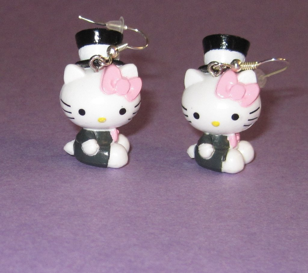 Orecchini Hello Kitty