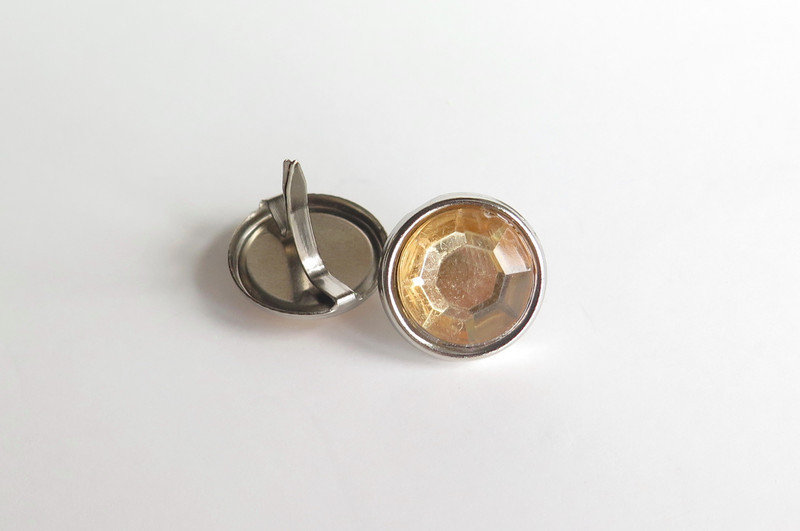 2 Perle PINS ambra PRL182