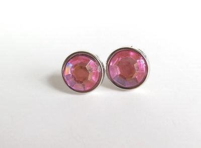 2 Perle PINS rosa PRL184