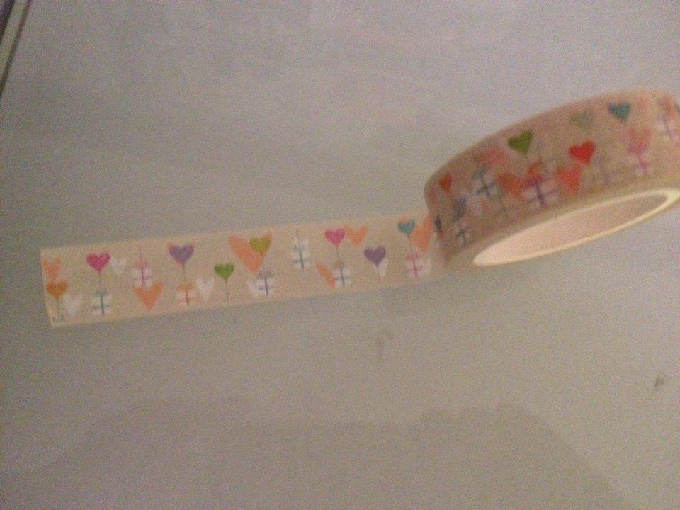 washo tape/ nastro adesivo