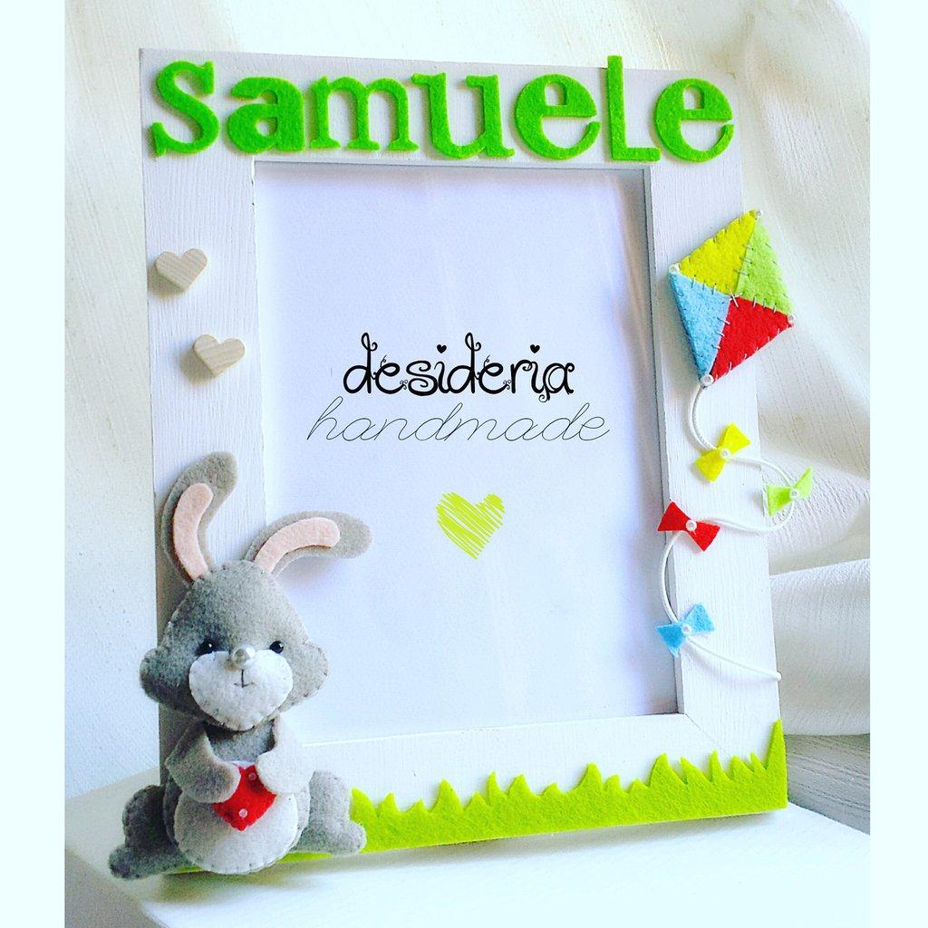 "Cornice ""sweet rabbit"""