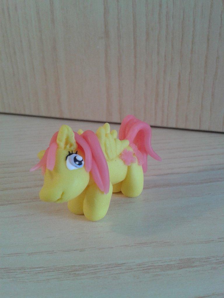 Bomboniera My little pony fimo
