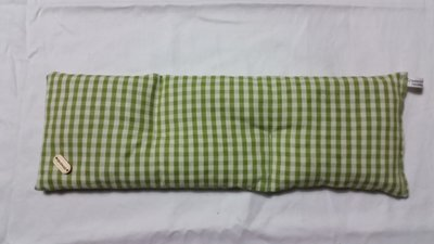 Cuscino per cervicale noccioli di ciliegia collo riscaldabile in forno o microonde