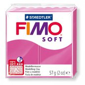 Panetto fimo gr. 56 soft n.22 lampone