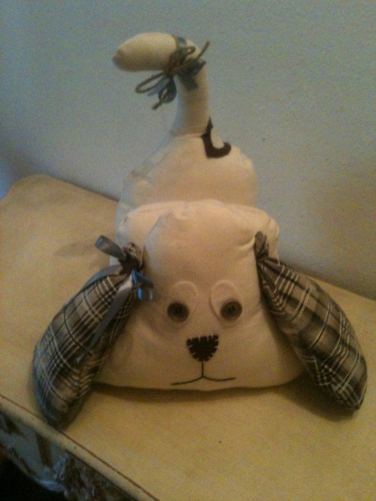 Fermaporta simpatico cagnolino