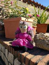 Bambola di pezza Camilla