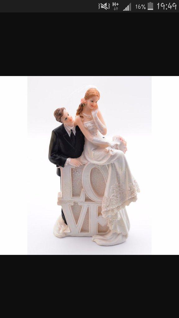 INSERZIONE RISERVATA PER GIULIA - top cake matrimonio