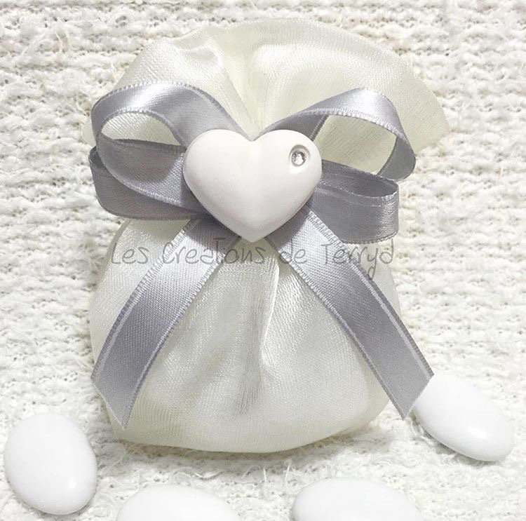 Bomboniera per nozze d'argento