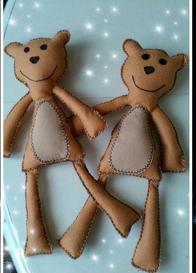 Teddy amico di topo tip bambini giocattoli di patty for Topo tip giocattoli
