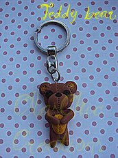Portachiavi Teddy Bear