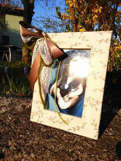 Cornici per fotografie - Per la casa e per te - Decorare casa - di ...  su MissHobby