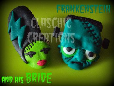 Spille Frankenstein&bride