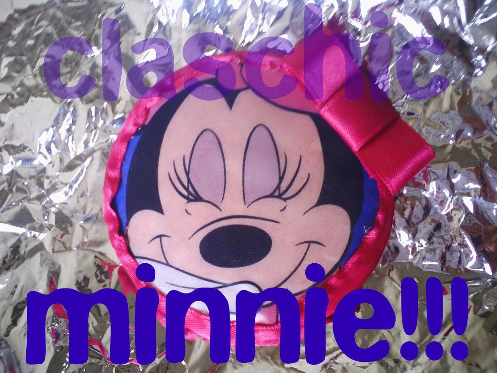 Spilla Minnie