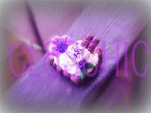 Anello biscottino con panna