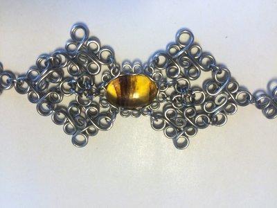 braccialetto con ambra