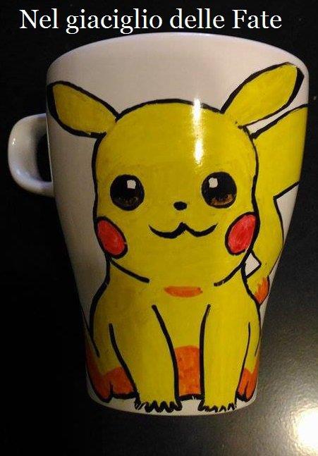 Taz19- Tazza Pokemon Pikachu