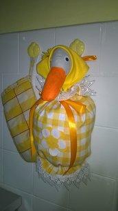 Papera porta sacchetti o pigiama