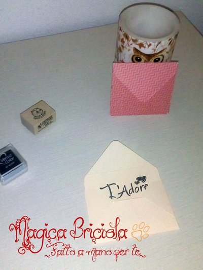 Gift card scrapbooking