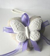 inserzione personalizzata farfalla