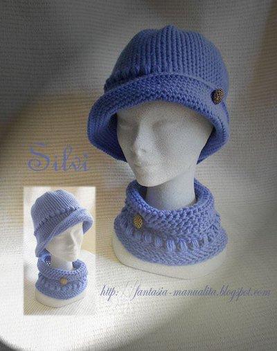 Silvì - modello cappello