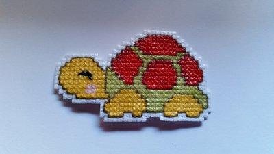 Calamita con tartaruga