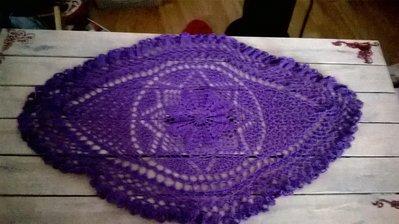 Centro ovale viola