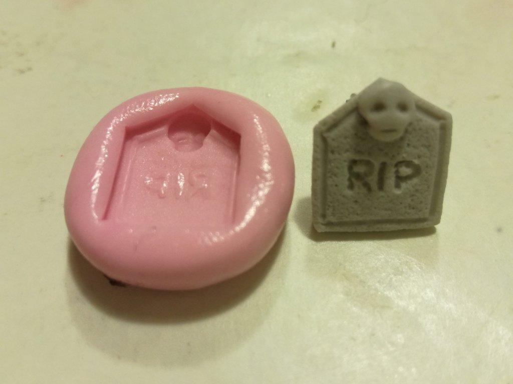 Stampo mini lapide