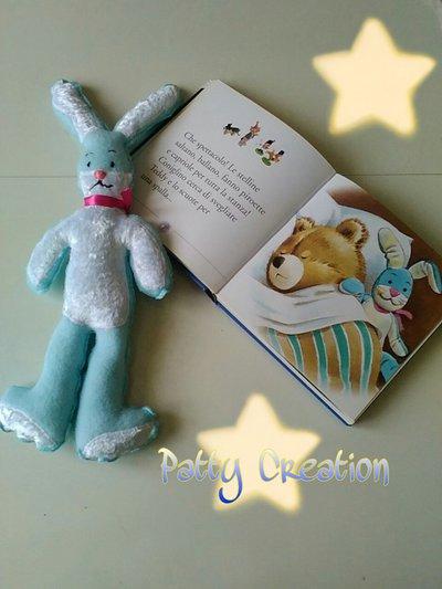 Coniglino amico di Teddy