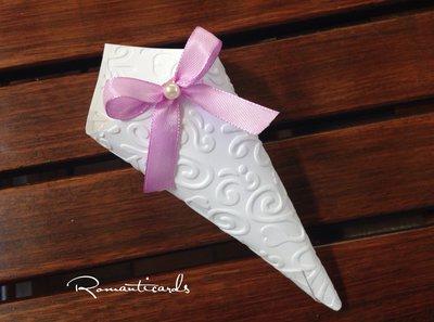 Conetti per riso o confettata per Matrimonio by Romanticards