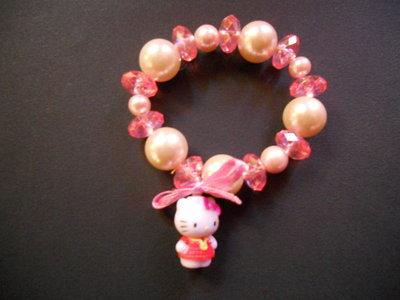 Bracciale HelloKitty rosa