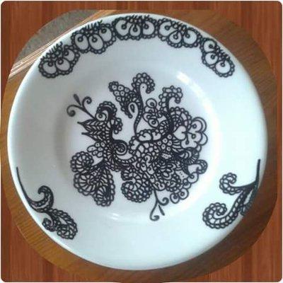 Piatti in ceramica decorati a mano per la casa e per te - Piatti per la casa ...
