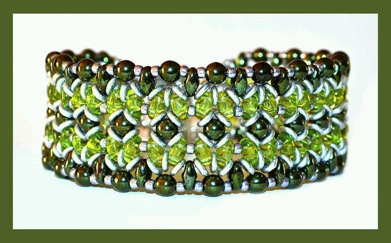 bracciale hand-made OLIVE
