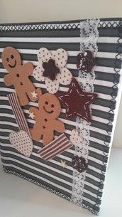 Quaderno biscotto righe