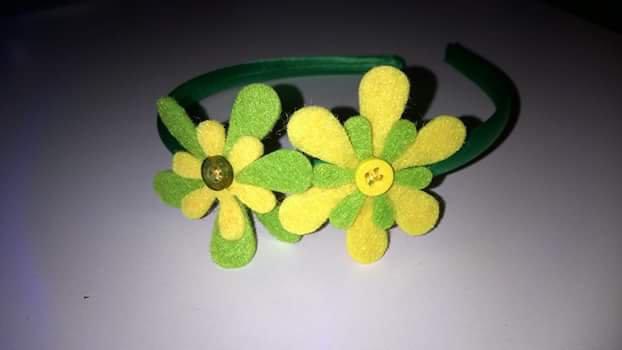 Cerchiello bimba verde